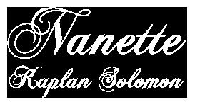 Nanette Kaplan Solomon Mobile Logo